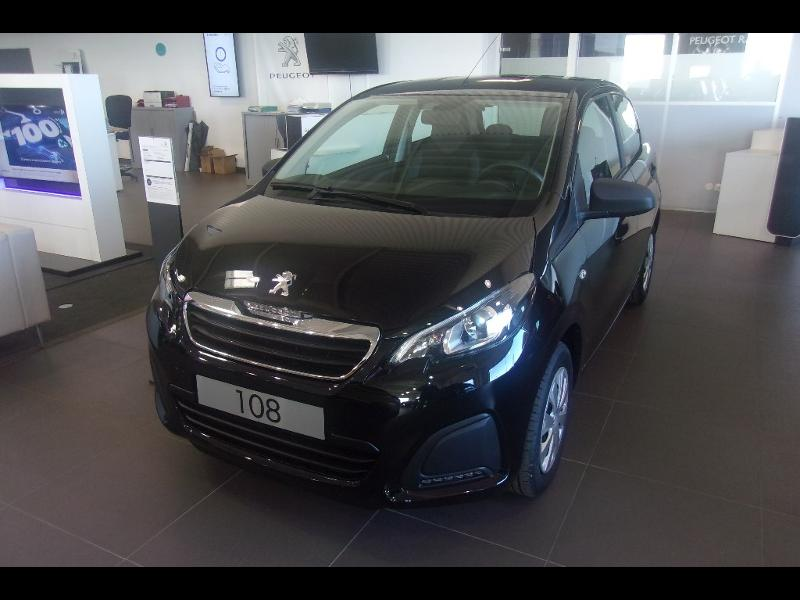 photo de PEUGEOT 108 VTi 72 Like S&S 85g 5p