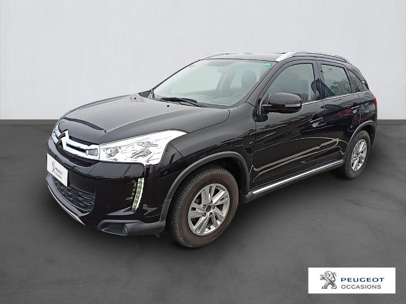 photo de CITROEN C4 AirCross 1.6 e-HDi115 4x2 Feel Edition