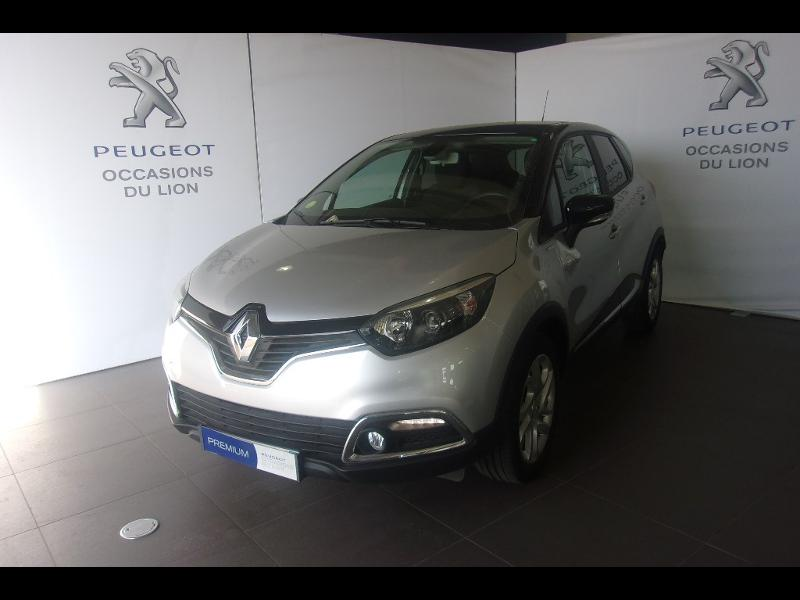 photo de RENAULT Captur 1.5 dCi 90ch Stop&Start energy Cool Grey eco² Euro6 2016