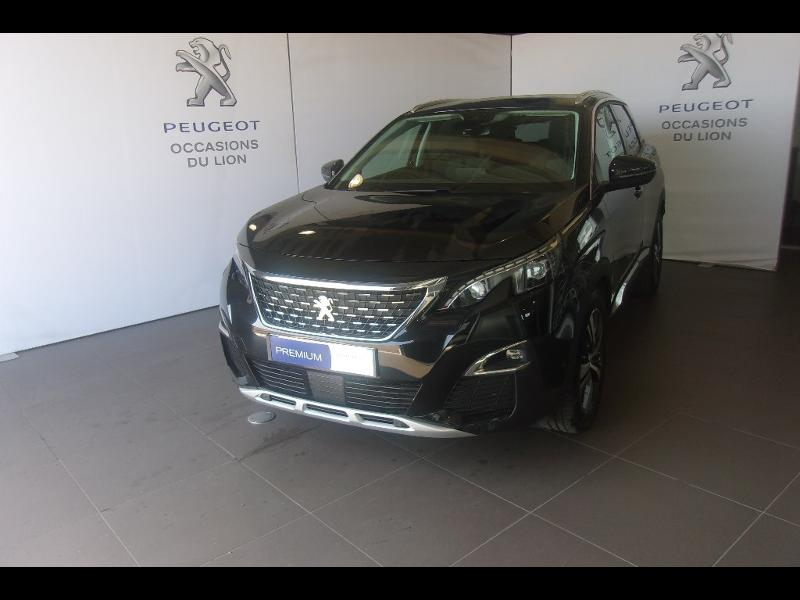 photo de PEUGEOT 3008 1.6 BlueHDi 120ch Allure Business S&S EAT6