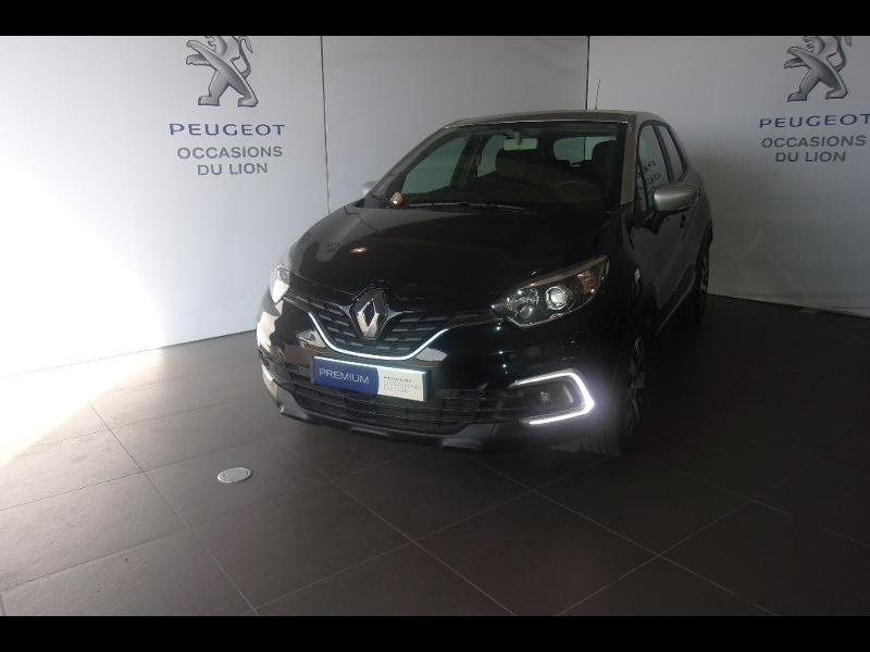 photo de RENAULT Captur 1.5 dCi 90ch energy Intens Euro6c