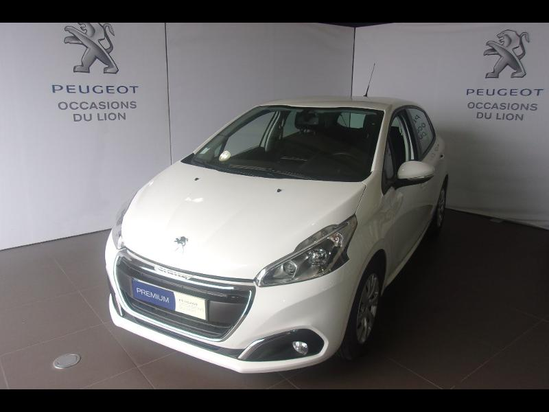 photo de PEUGEOT 208 1.6 BlueHDi 100ch Active 5p