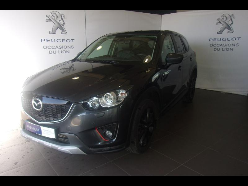 photo de MAZDA CX-5 2.2 SKYACTIV-D 175 Sélection 4x4 BVA