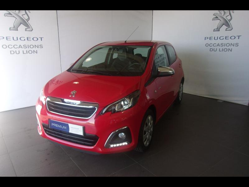 photo de PEUGEOT 108 1.0 VTi Style 5p