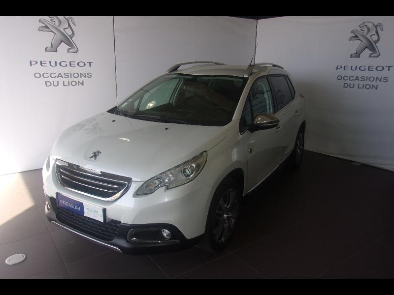photo de PEUGEOT 2008 1.6 BlueHDi 100ch Crossway