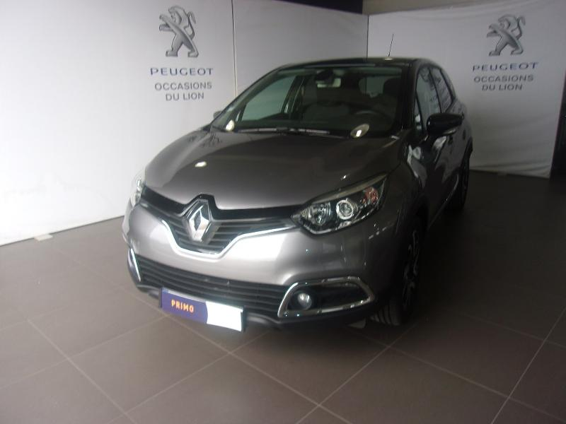 photo de RENAULT Captur 1.5 dCi 110ch energy Intens
