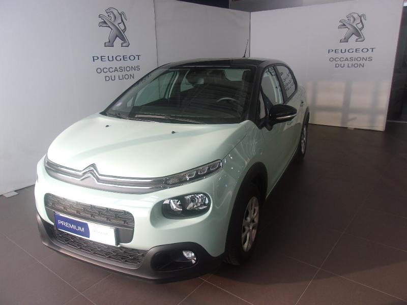 photo de CITROEN C3 PureTech 82ch Feel
