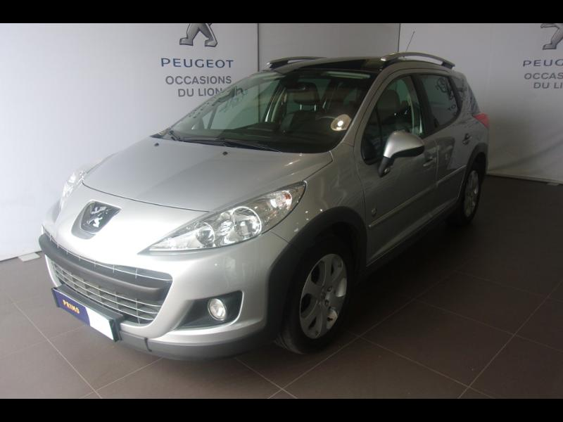 photo de PEUGEOT 207 SW 1.6 HDi FAP Outdoor