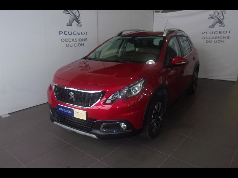 photo de PEUGEOT 2008 1.6 BlueHDi 100ch Allure