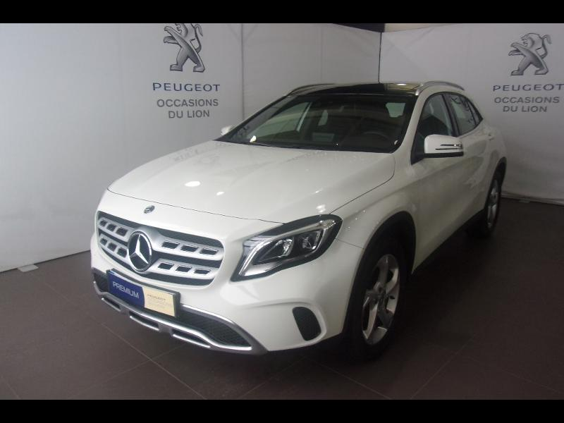 photo de MERCEDES-BENZ Classe GLA 180 d Sensation
