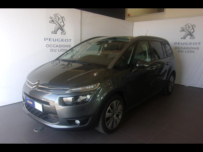 photo de CITROEN Grand C4 Picasso e-HDi 115ch Intensive