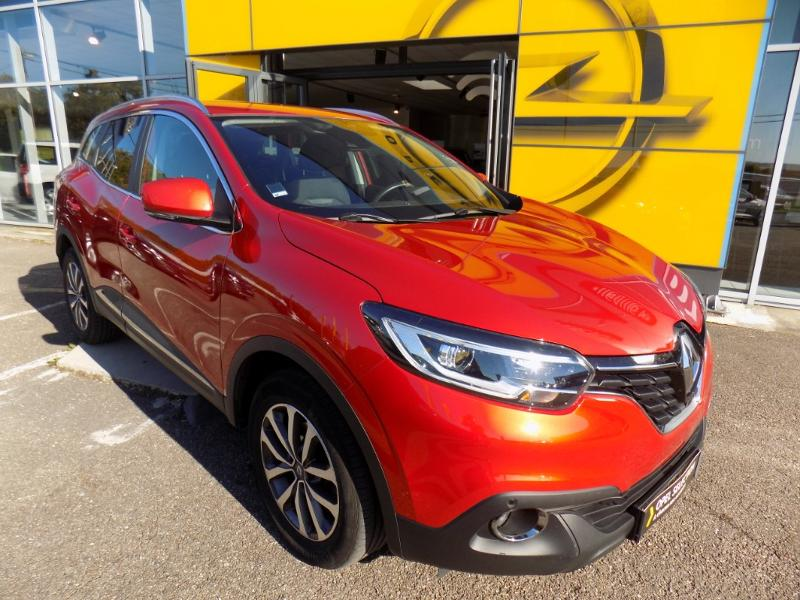 photo de RENAULT Kadjar 1.5 dCi 110ch energy Business eco²