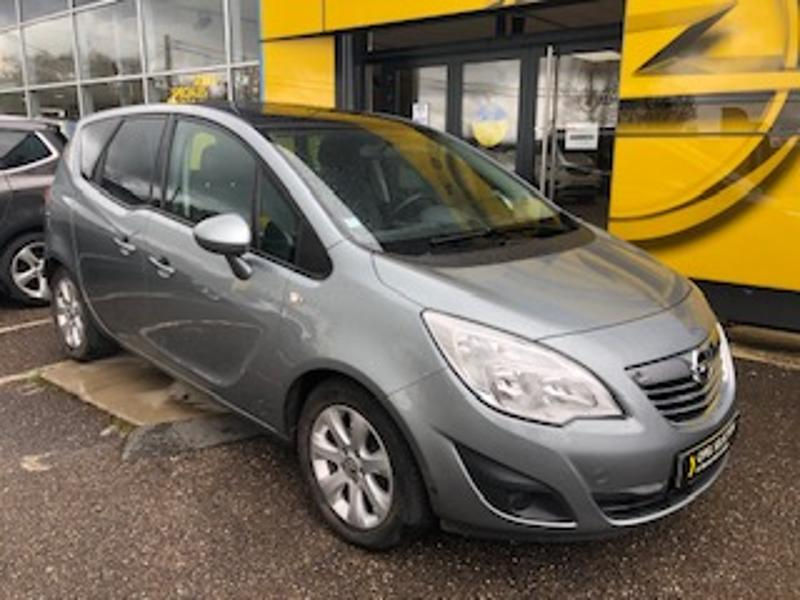 photo de OPEL Meriva 1.4 Turbo Twinport 120ch Cosmo