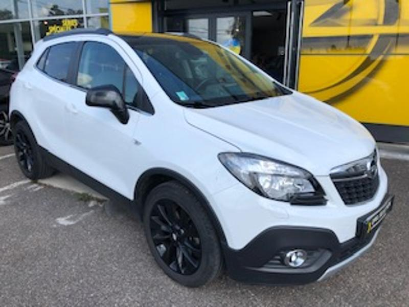 photo de OPEL Mokka 1.6 CDTI 136ch Color Edition ecoFLEX Start&Stop 4x2