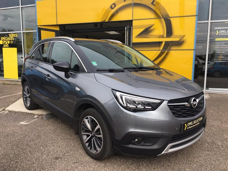 photo de OPEL Crossland X 1.2 Turbo 130ch Ultimate