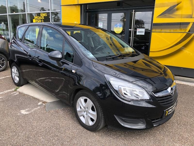 photo de OPEL Meriva 1.6 CDTI 95ch Edition Start/Stop