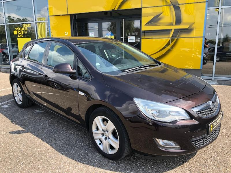 photo de OPEL Astra 1.7 CDTI110 FAP Enjoy