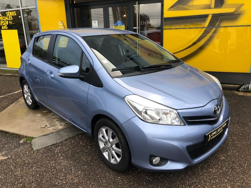 photo de TOYOTA Yaris 90 D-4D Tendance 5p