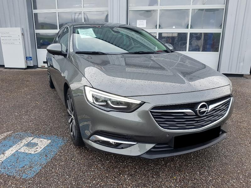 photo de OPEL Insignia Grand Sport 1.6 D 136ch Elite Auto