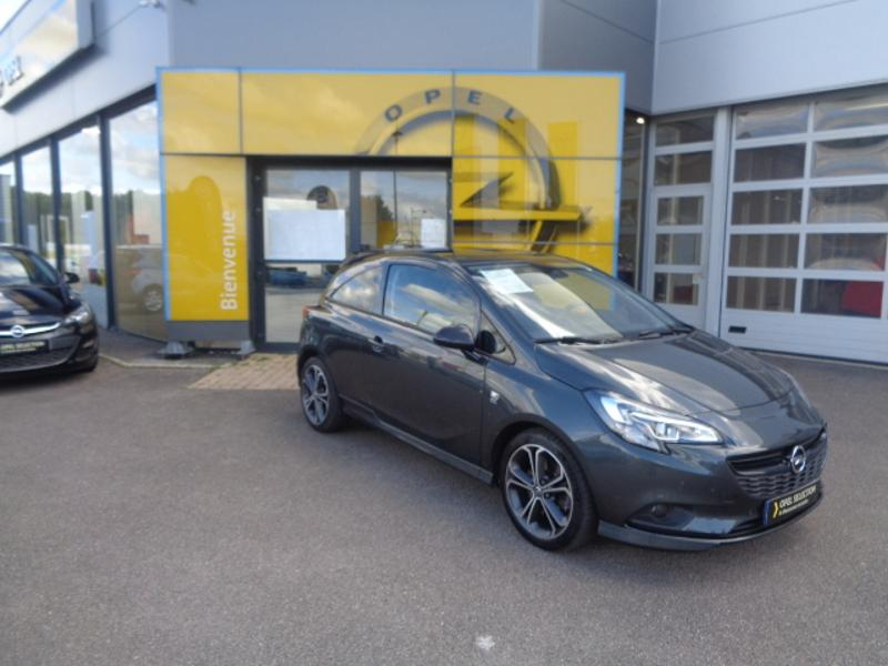 photo de OPEL Corsa 1.4 Turbo 150ch S Start/Stop 3p