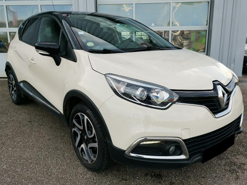 photo de RENAULT Captur 1.5 dCi 90ch Stop&Start energy Intens eco²