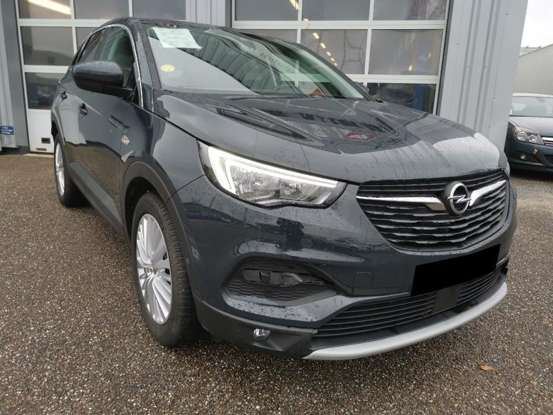 photo de OPEL Grandland X 1.6 D 120ch Business Edition BVA