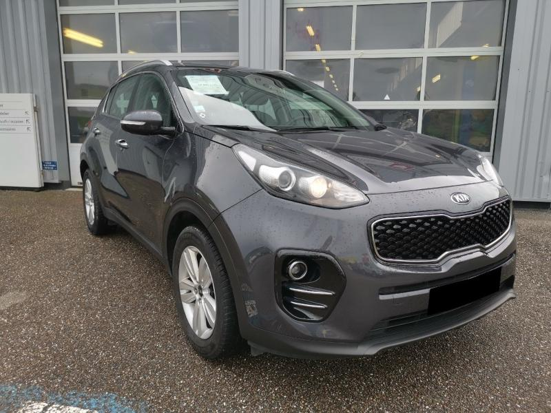 photo de KIA Sportage 1.7 CRDi 115ch ISG Active 4x2