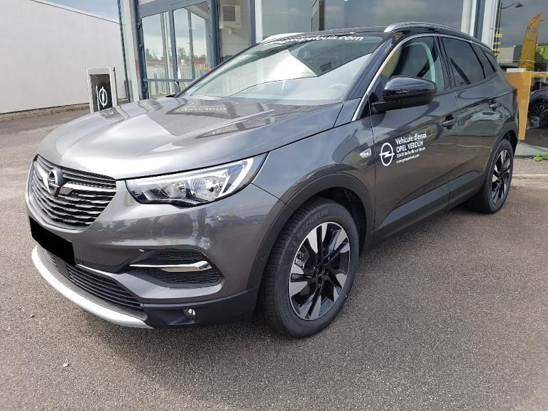 photo de OPEL Grandland X 1.5 D 130ch Design Line BVA
