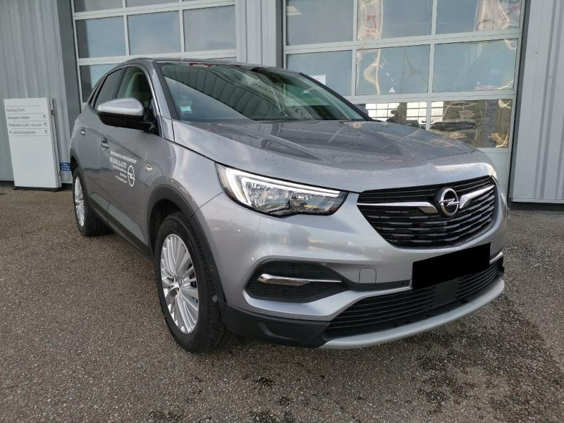 photo de OPEL Grandland X 1.2 Turbo 130ch ECOTEC Innovation
