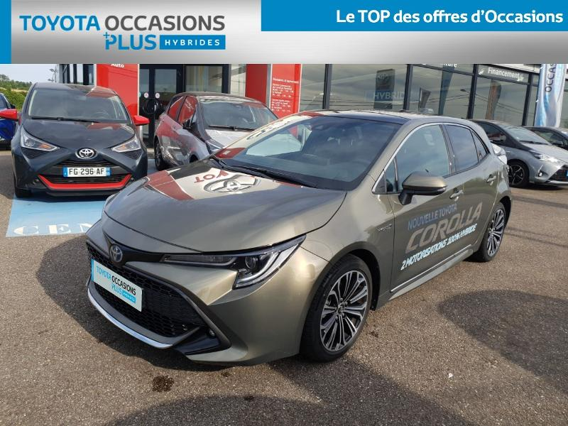 photo de TOYOTA Corolla 122h Design