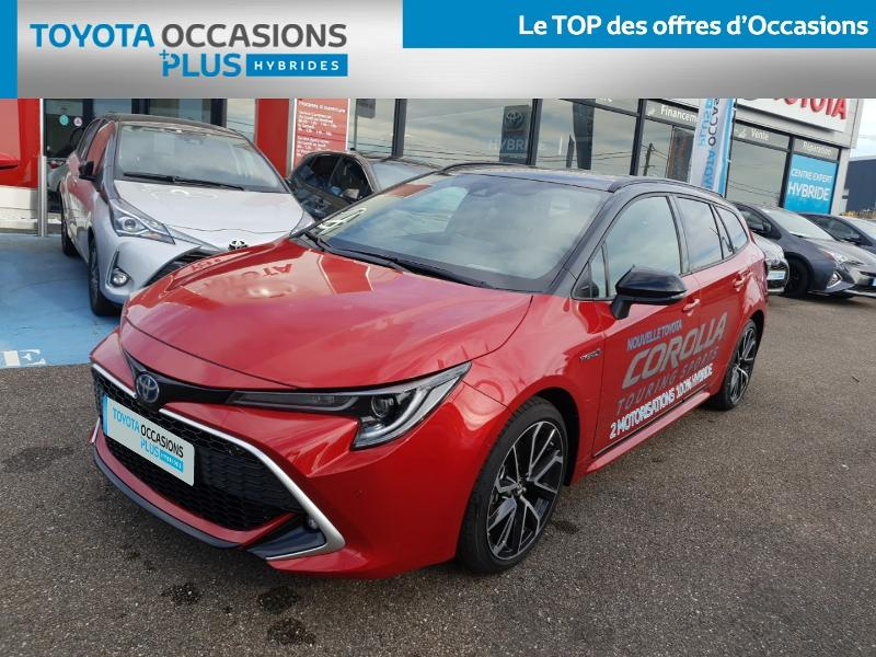 photo de TOYOTA Corolla Touring Spt 180h Collection