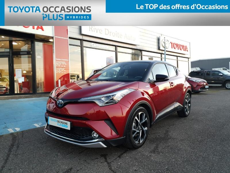 photo de TOYOTA C-HR 122h Collection 2WD E-CVT RC18