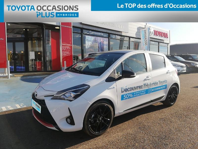 photo de TOYOTA Yaris 100h GR SPORT 5p RC19