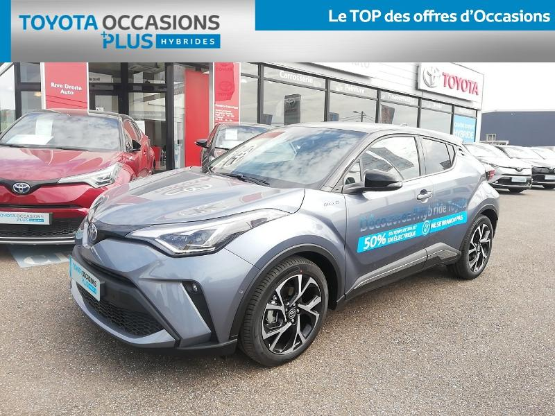 photo de TOYOTA C-HR 184h Collection 2WD E-CVT MC19