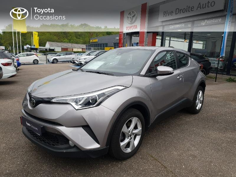 photo de TOYOTA C-HR 1.2 T 116 Dynamic 2WD