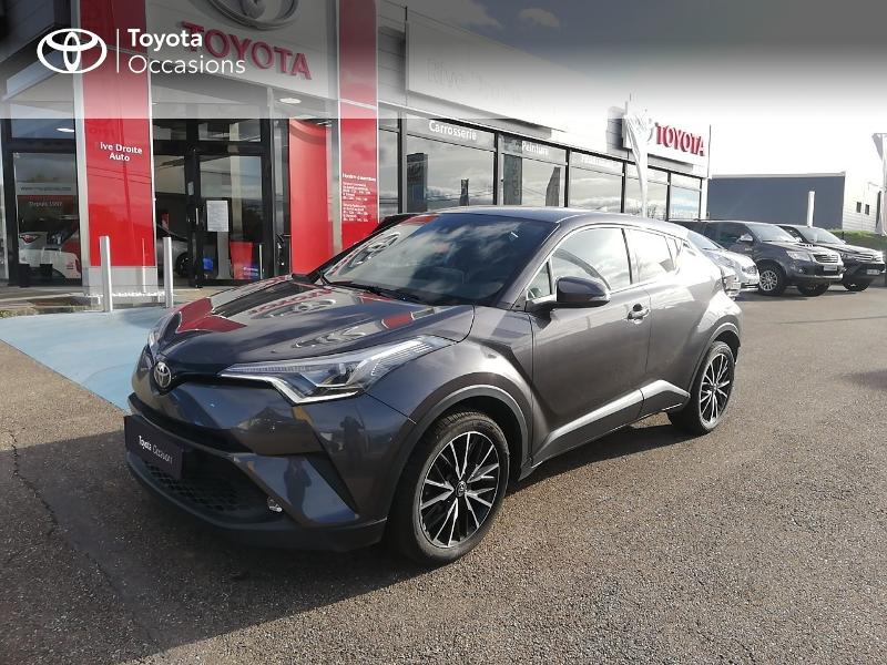 photo de TOYOTA C-HR 1.2 Turbo 116ch Distinctive AWD CVT