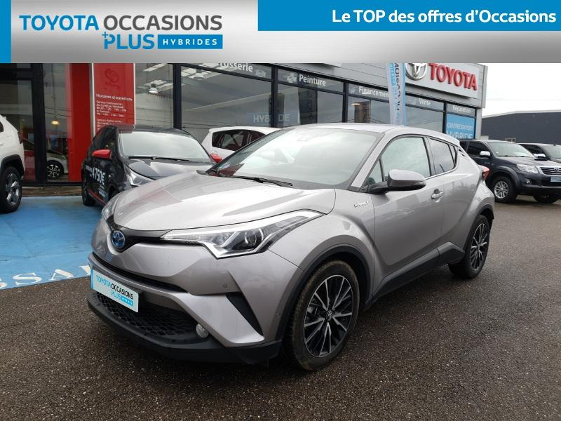 photo de TOYOTA C-HR 122h Distinctive 2WD E-CVT