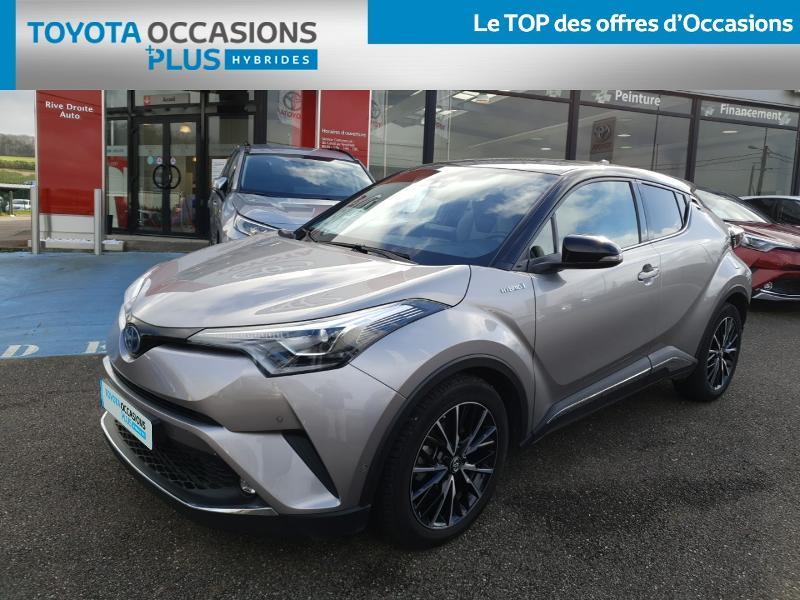 photo de TOYOTA C-HR 122h Collection 2WD E-CVT