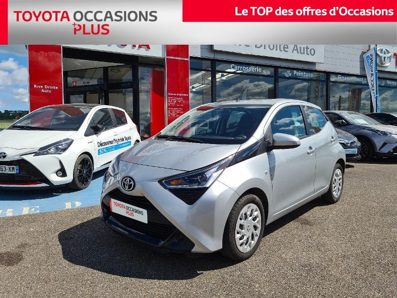 photo de TOYOTA Aygo 1.0 VVT-i 72ch x-play x-shift 5p