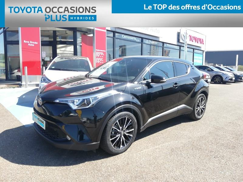 photo de TOYOTA C-HR 122h Edition 2WD E-CVT