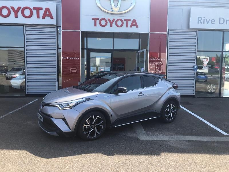 photo de TOYOTA C-HR 122h Graphic 2WD E-CVT