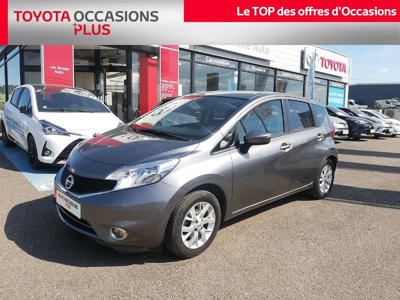 photo de NISSAN Note 1.2 80ch N-Connecta Family Euro6